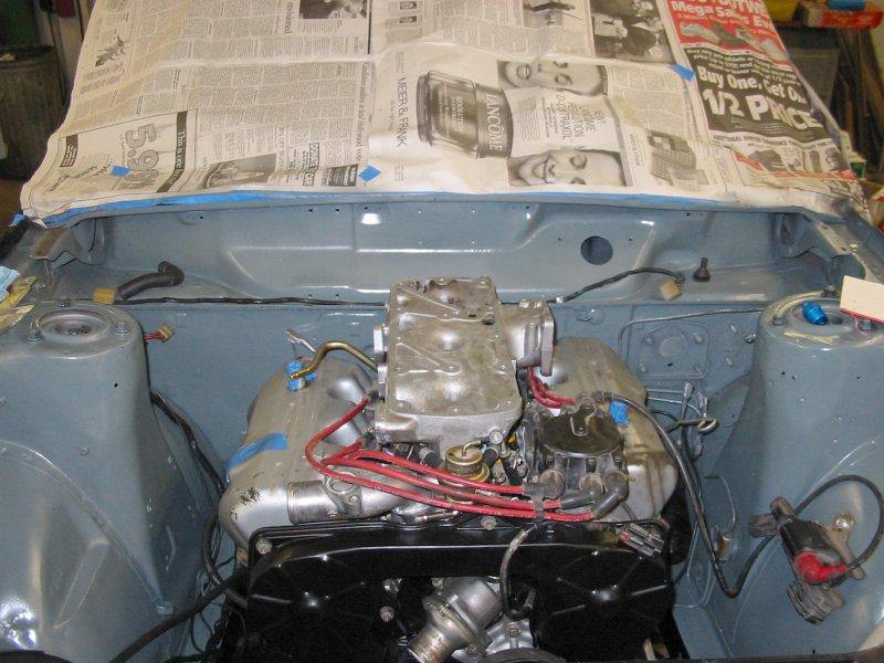 VG30 Tuning Page - Chris Vondrachek's Datsun Site