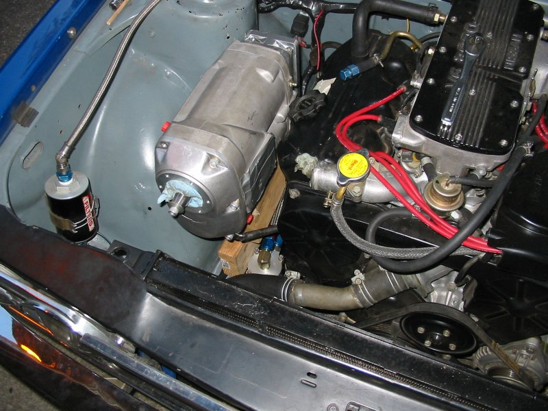 Project: Screwed - Lysholm (Screw) Supercharged Nissan VG30E V6